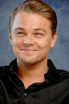 Leonardo DiCaprio :) Nothing wrong with pinning twice ;)