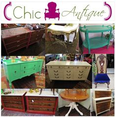 Featured Chicago store - Chic Antique