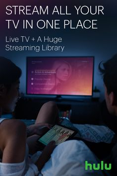 Get the shows you love on Hulu! Start your free trial and start watching exclusive past seasons, current episodes, originals series, hit movies, and more. Choose the plan that's right for you - including our new Hulu with Live TV plan. Offer valid for new and returning subscribers only. Hulu with Live TV plan starts at $39.99/month after free trial.
