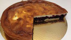 Schwarzbeer-Schmand-Kuchen