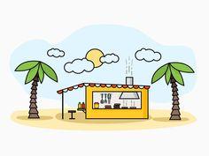 Beach Burgers by Matija B.