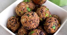 Veg Nuggets in Air Fryer Turkey Meatballs, Veggie Nuggets, Freezer Friendly Meals, Nuggets Recipe, Appetisers, Healthy Snacks For Kids, Quick Recipes, Appetizers For Party