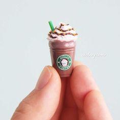 Tiny Food – Les miniatures appétissantes et ultra-réalistes de Jocelyn Teo (image) #miniaturefood #miniaturedrink #minidrink