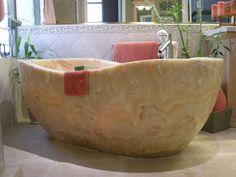 Arizona Stone Tubs - Onyx