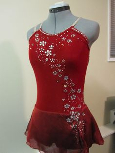 Pretty beading on this dress, like the back also.