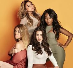 Fifth Harmony for Cosmopolitan Mexico Magazine 2017