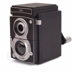 Camera Pencil Sharpener – Phoenix Art Museum Store