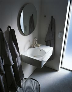 Duravit - Scola Wall Mount Powder Room