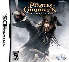 Pirates of the Caribbean At World's End- Nintendo DS Game Includes original Nintendo DS game cartridge and may include case and manual. All Nintendo DS games play on the Nintendo DS, DSlite, DSi, DSX
