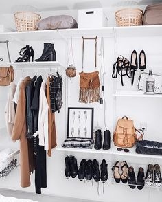 Fabulous Fashion Blogger Closets | StyleCaster