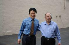 Kung Fu Master Doo Wai with Jackie Chan 2