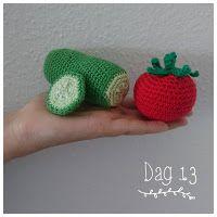 Crochet Kitchen, Play Food, Baby Kind, Crochet Animals, Crochet Patterns, Floral, Diy, Amigurumi, Manualidades