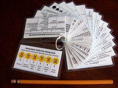 Nurse bling: handy pocket reference cards for nursing students - Scrubs College Nursing, Nursing School Tips, Nursing Career, Nursing Tips, Nursing Notes, Nursing Programs, Nursing Articles, Rn School, Online Nursing Schools