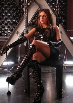 celebrities tha have played a dominatrix - Google Search