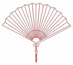 Hand fan outline embroidery design Garment embroidery design: Hand Fan Outline by Satin Stitch Tattoo Drawings, Body Art Tattoos, Lantern Drawing, Tarot Tattoo, Fan Drawing, Fan Tattoo, Chinese Fans, Japanese Tattoo Art, Paper Fans