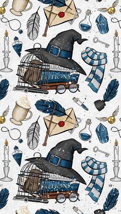 sombreros buhos y varitas