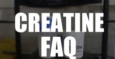 Creatine: What Is It? Is It Safe? How Do I Take It to Achieve Maximum Results?
