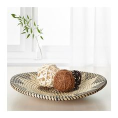 SOMMAR 2018 Bowl IKEA Handmade by a skilled craftsperson.