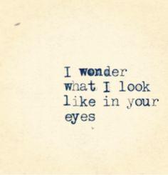Hmm I Wonder....