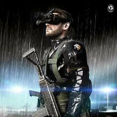 Solid Snake V