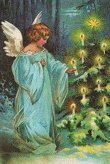 ❤~❤~❤Christmas Angel