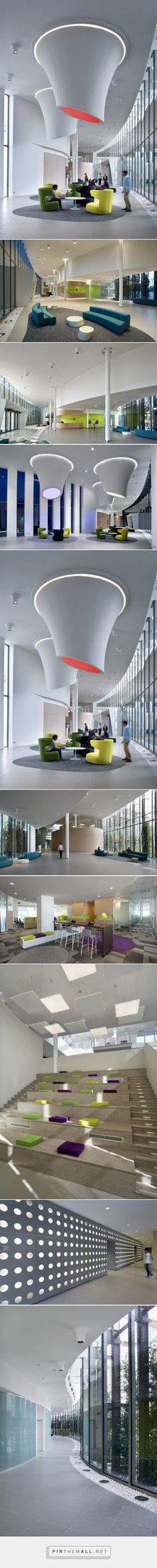 Alcatel-Lucent - Milano Headquarters - Office Snapshots