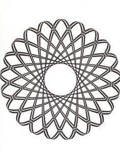 Hand made spirograph art with hand made gears. Whole album at: http://imgur.com/a/LTeut Kickstarter at: http://www.kickstarter.com/projects/465068187/wild-gears