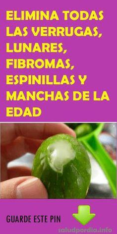 ELIMINA TODAS LAS VERRUGAS, LUNARES, FIBROMAS, ESPINILLAS Y MANCHAS DE LA EDAD. #VERRUGAS #LUNARES #ESPINILLAS #belleza
