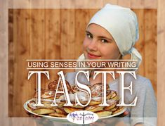 Add another dimension to your fantasy writing by incorporating the sense of taste in your descriptions to help world building, build tension, and more! There is more to taste than a feast, come and see. #writingtips #amwriting #amwritingfantasy