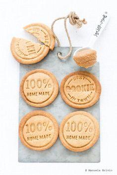 ... peanut butter cookies ...
