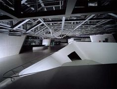 Phaeno Science Centre, Zaha Hadid