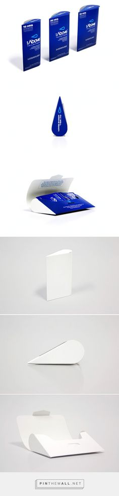 1Above Effervescent tablets packaging designed by THINK Packaging - http://www.packagingoftheworld.com/2015/08/1above.html