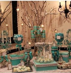 Tiffany blue...oh how I love you!
