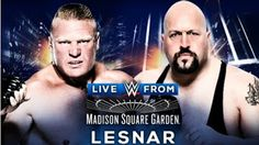 Watch WWE Live From Madison Square Garden 10/3/2015 Full Show