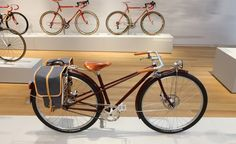 Hand built Cycles
