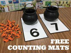 Free Halloween Count