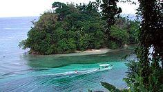 Monkey Island, Port Antonio, Jamaica