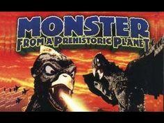 Monster From a Prehistoric Planet - Full Length Scifi Horror Movies #monster #dinosaur #dinosaurs #godzilla