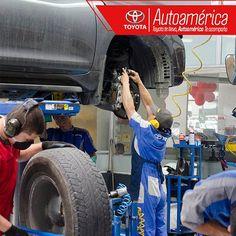 Recuerda que en #Autoamérica realizamos el mantenimiento periódico de los 5.000 km a tu vehículo, para que tus viajes siempre sean placenteros. #MantenimientoExpress www.autoamerica.com.co