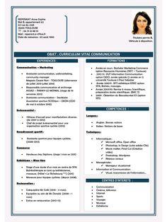 Cv directeur administratif financier france cv modele 03 janv curriculum et design - Grille secretaire administratif ...