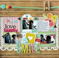 A Project by ChristinaCollins from our Scrapbooking Gallery originally submitted 03/30/12 at 07:37 AM
