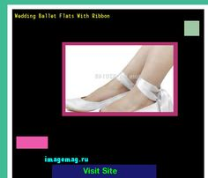 Wedding Ballet Flats With Ribbon 102003 - The Best Image Search