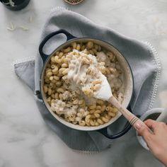 Cacio e Pepe Macaroni and Cheese – A Cozy Kitchen