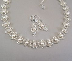 Bridal Choker Necklace Statement Necklace and by BridalDiamantes