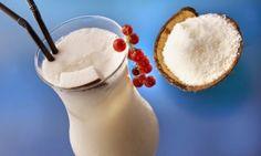 Los beneficios para la salud de Leche de Coco y cómo prepararla en casa - ConsejosdeSalud.info