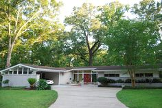 Mid-century modern / Atomic ranch
