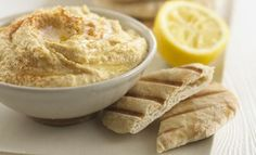 Hummus Triblade recipe by Kenwood New Zealand Blender Recipes, Snack Recipes, Cooking Recipes, Tahini, Tapas, Pan Arabe, Buffet Dessert, Hummus And Pita, Snacks Für Party