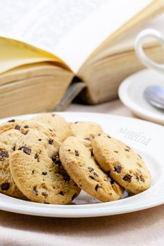 Vegan Gluten Free Desserts, Vegan Sweets, B Food, Biscotti Cookies, Light Recipes, Granola, Food And Drink, Favorite Recipes, Yummy Food