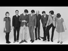 SHOWstudio: The New Faces by Dean Chalkley - YouTube