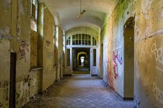 Hitler and Honecker were treated here for injuries/ailments sustained in World War I and East Germany's last days, respectively | Beelitz-Heilstätten | Beelitz-Heilstätten, 14547 Beelitz, Germany